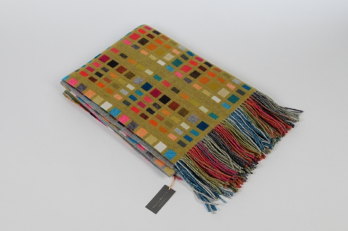 Morse Code Blankets by Holly Berry  in home furnishings  Category
