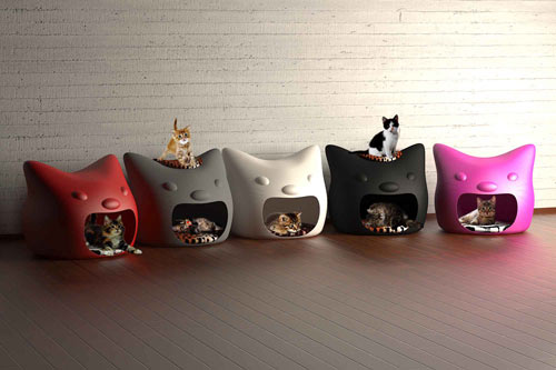 Kitty Meow by Studio Mango in main home furnishings  Category