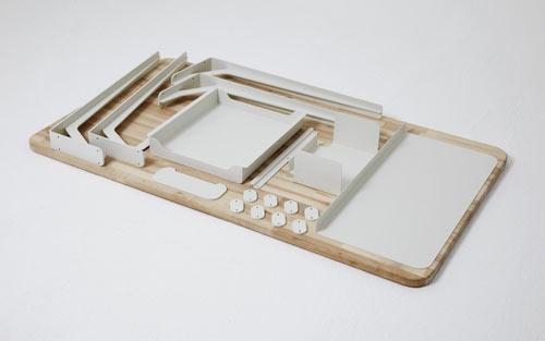 Mantis Desk by Samuel Wilkinson in main  Category