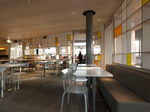 McDonalds By Patrick Norguet