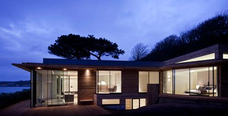 Le Portelet House by MOOARC
