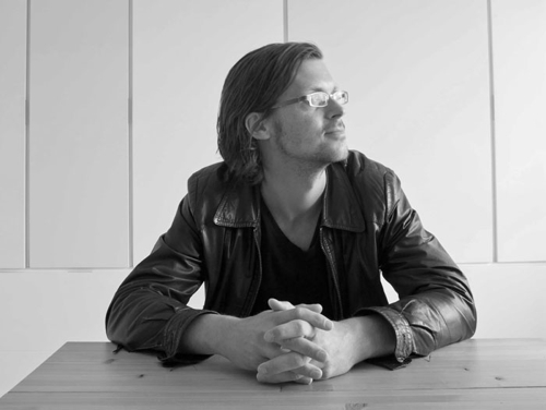 Friday Five with Reinier de Jong in technology style fashion home furnishings  Category