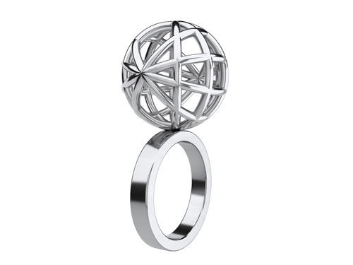 Sphere-Ring