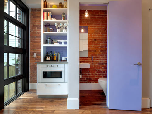 6th Street Townhouse by StudioSmith