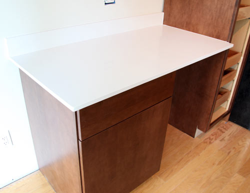 The House Milk Kitchen Project: Countertops