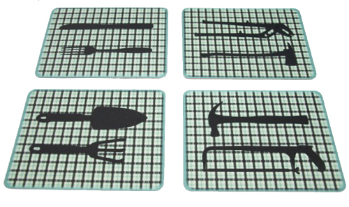 Placemats by JDWilks Fineware