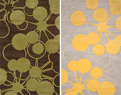 New Prints and Rugs from jefdesigns