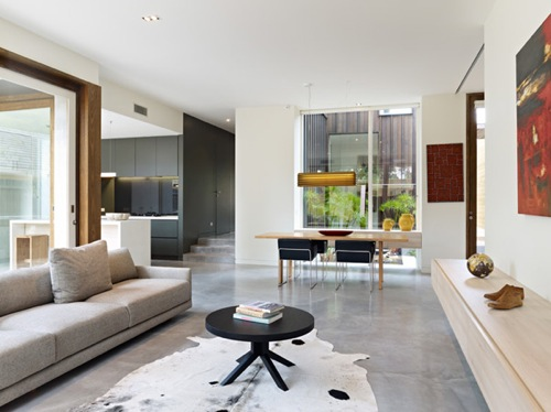 The Avenue House by Neil Architecture in main architecture  Category
