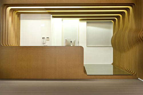 ORL Clinic by Mal Vi Architects