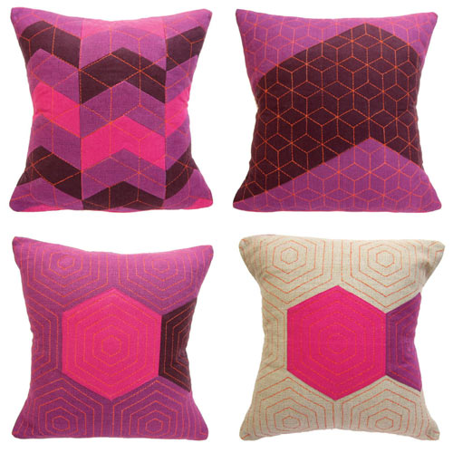 Graphic Cushions by Provide Home