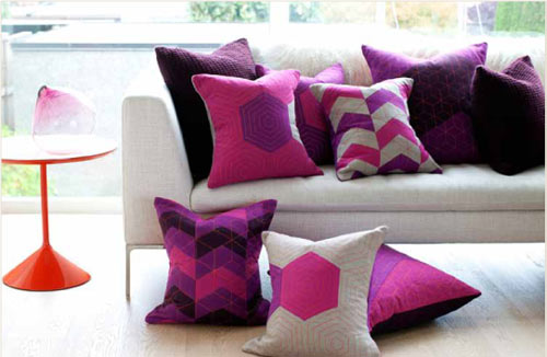 Graphic Cushions by Provide Home in main home furnishings  Category