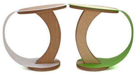 The Wedding Stool by Dede Dextrous Design