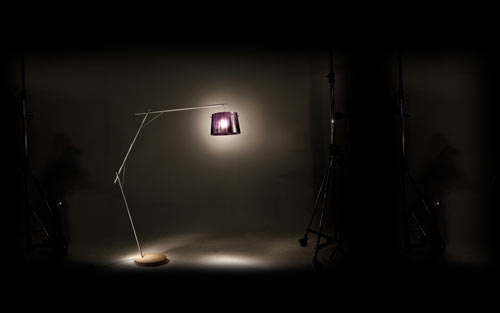 Woody Lamp by Luca Mazza in main home furnishings  Category