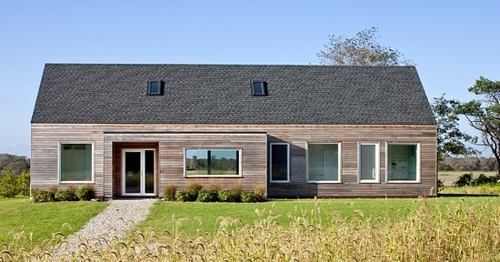 Passive House by ZeroEnergy Design
