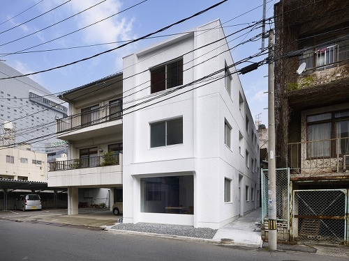 8building by Takao Shiotsuka Atelier