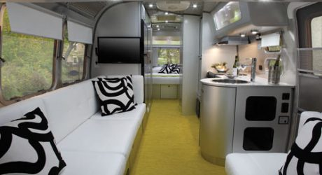Airstream Sterling Concept Trailer