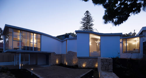 Aldrich House by Enter Projects in architecture  Category