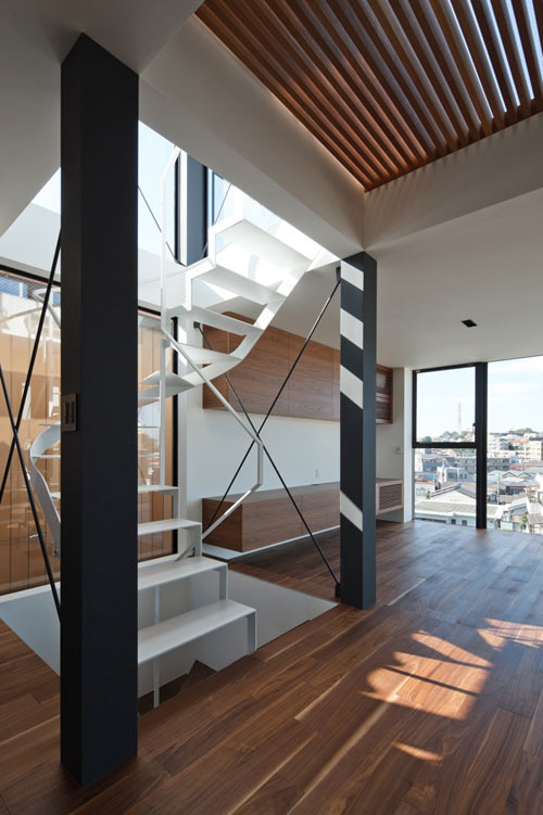 Vista House by Apollo Architects & Associates in main architecture  Category