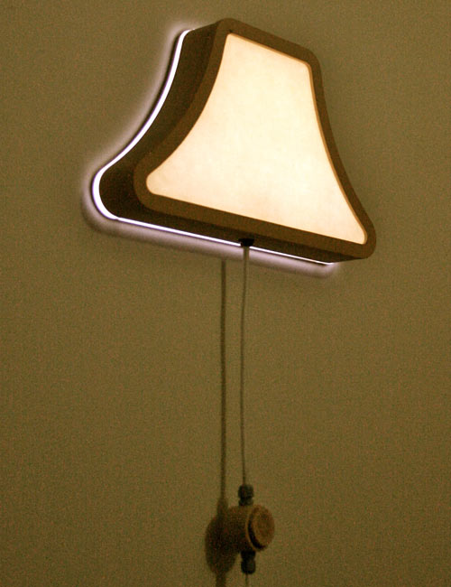 Lamps by Giles Godwin Brown in technology main home furnishings  Category