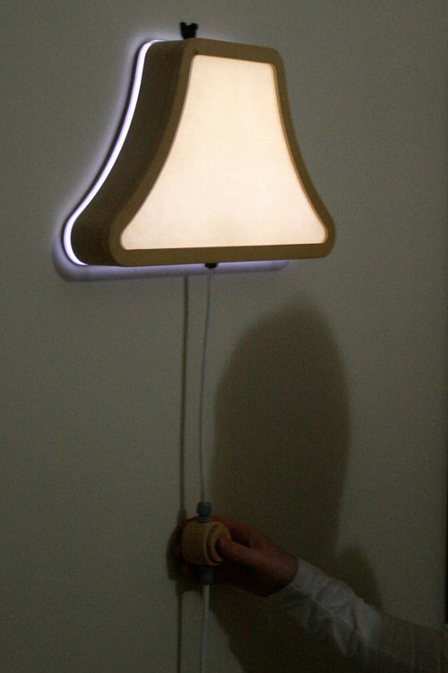 Lamps by Giles Godwin Brown