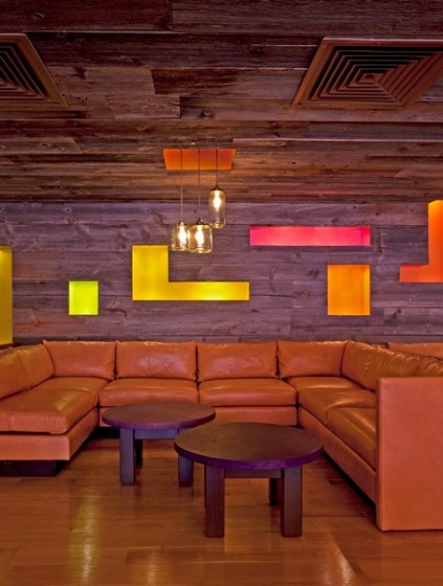 Saguaro Hotel by Stamberg Aferiat Architecture in main interior design  Category