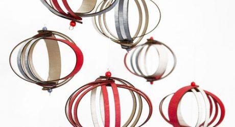 Fleet Ribbon Ornament