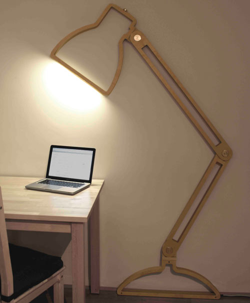 Lamps by Giles Godwin Brown in technology home furnishings  Category
