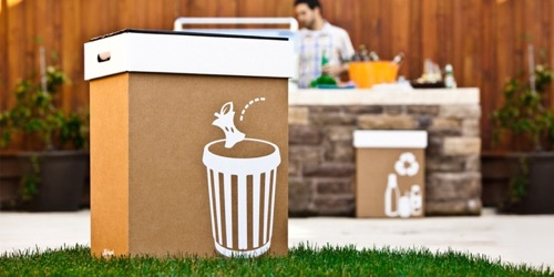 Hobnob Pop up Party Bins in style fashion main home furnishings  Category