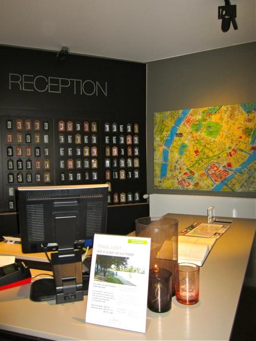 Ibsens Hotel in Copenhagen in main interior design  Category