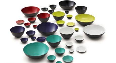 Krenit Bowls by Normann Copenhagen