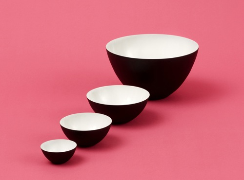 Krenit Bowls by Normann Copenhagen in home furnishings  Category
