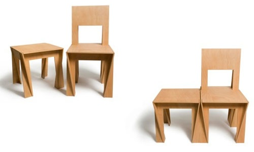 Praktrik Puzzle Furniture in home furnishings  Category