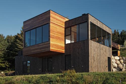 Les Terrasses Cap à l'Aigle in main architecture  Category