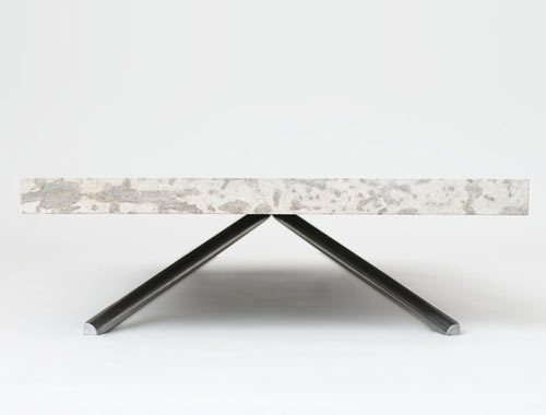 Tyndall Table by Thom Fougere