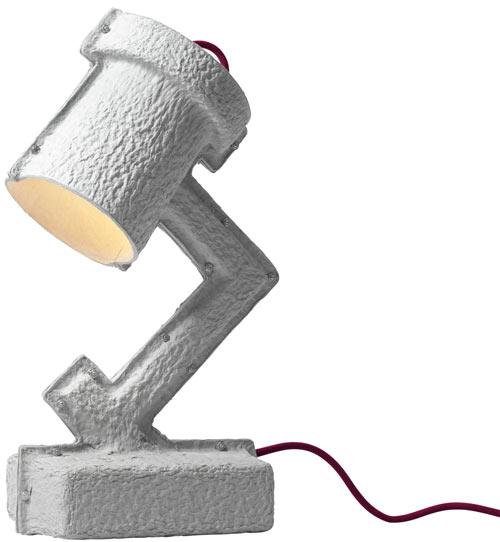 Trash Me Lamp by Victor Vetterlein