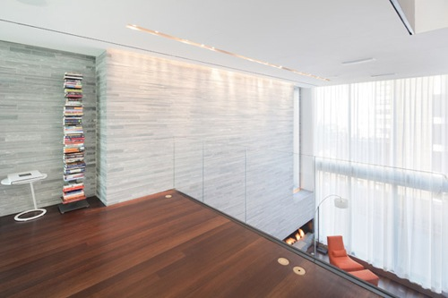 73rd Street Penthouse by Turett Collaborative Architects in main architecture  Category