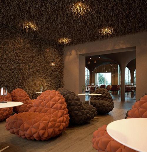 Twister Restaurant by Sergey Makhno & Vasiliy Butenko