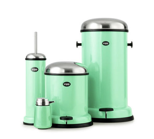 Vipp's New Color of the Year: Copenhagen Green