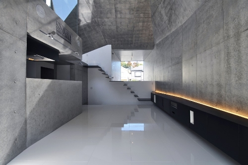 House in Abiko by fuse atelier in main architecture  Category