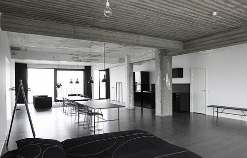 The A House by Holgaard Architects in main interior design architecture  Category