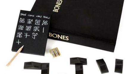 Bronze Bones (Dominoes)