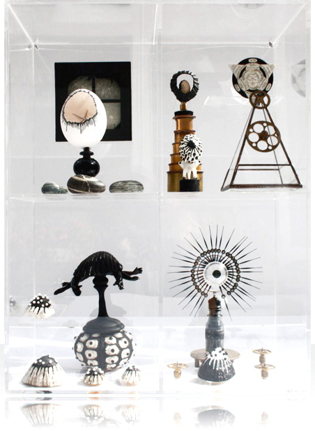 Maissa Toulets Curiosity Cabinets in art  Category