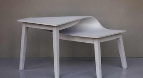 Contortions Table by Suzy Leliévre