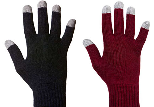 Etre FIVEPOINT and Touchy Gloves in technology style fashion main  Category