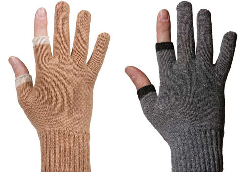 Etre FIVEPOINT and Touchy Gloves