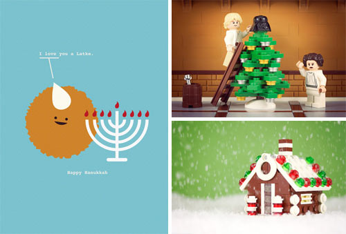 Happy Holidays from Design Milk in technology style fashion news events interior design home furnishings art architecture  Category
