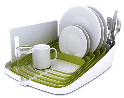 in sink dish rack modern dish racks design milk 30437
