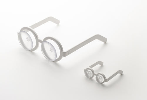 Megane Smartphone Stand by Nendo