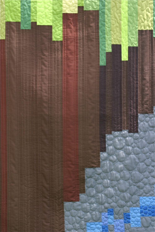 The Modern Quilt Guild in home furnishings art  Category