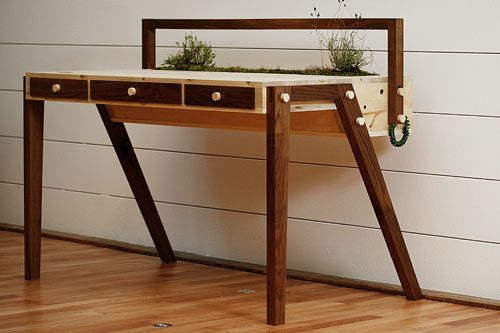 The Senescent Desk by Love Hultén in home furnishings  Category
